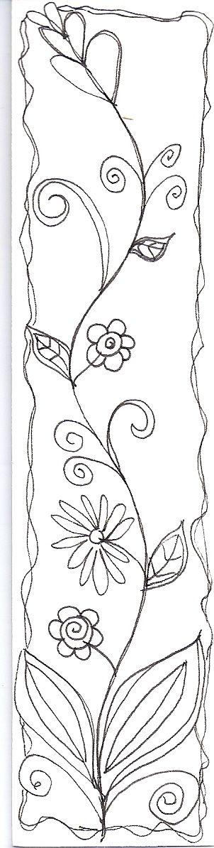 doodled bookmark #4
