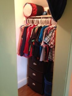 Boys Closet Redo  Sort Out Clothing That Doesnu0027t Fit. Use Of 3