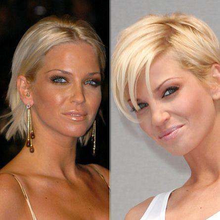 Sarah Harding Sarah Harding Haircut Styles Hair