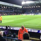 cool West Brom away. Amazing result, top support