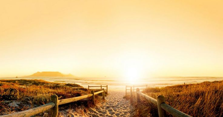 Picture of the Day: Sunset Beach Walk, Cape Town http://twistedsifter.com/2014/10/sunset-beach-walk-cape-town-south-africa/…