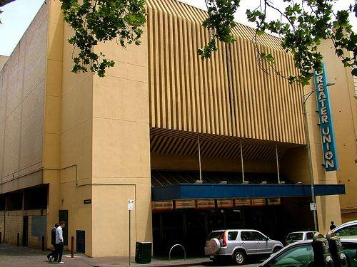 Greater Union Russell Cinemas, Melbourne, Australia.