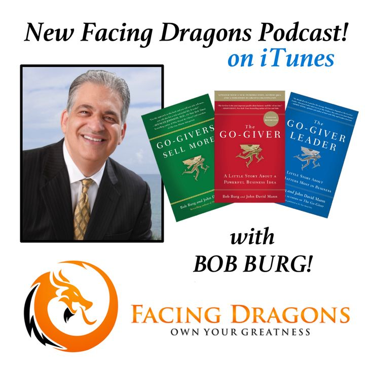 FD12 @THEGOGIVER SUCCESS, LEADERSHIP, SALES & INFLUENCE @BOBBURG INTERVIEW