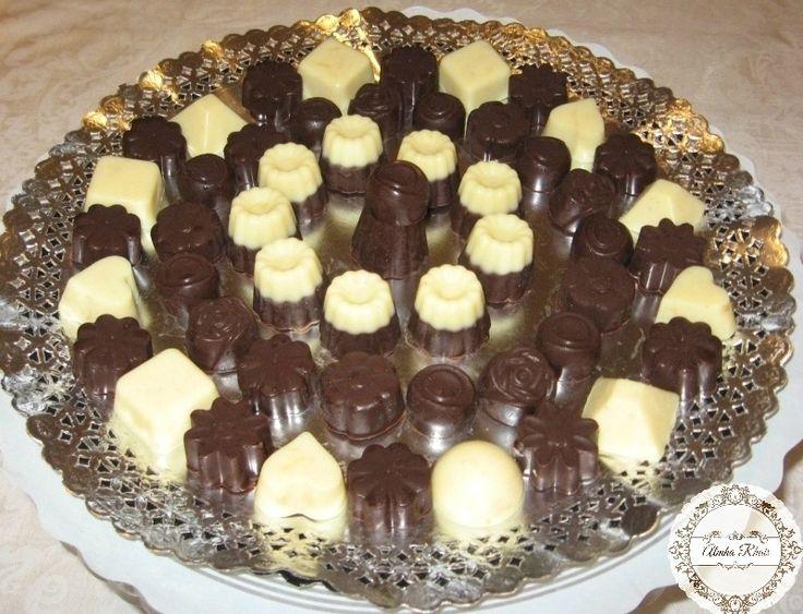 Raw Vegan Chocolate White&Black By Almha Rhais