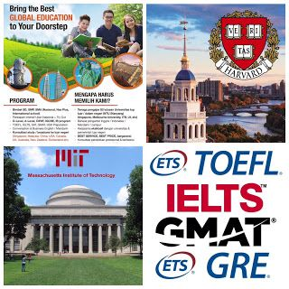 Pusat Persiapan Test TOEFL IELTS GMAT GRE • Konsultasi Studi / Beasiswa ke Luar Negeri •: LES PRIVAT CONVERSATION & BUSINESS ENGLISH