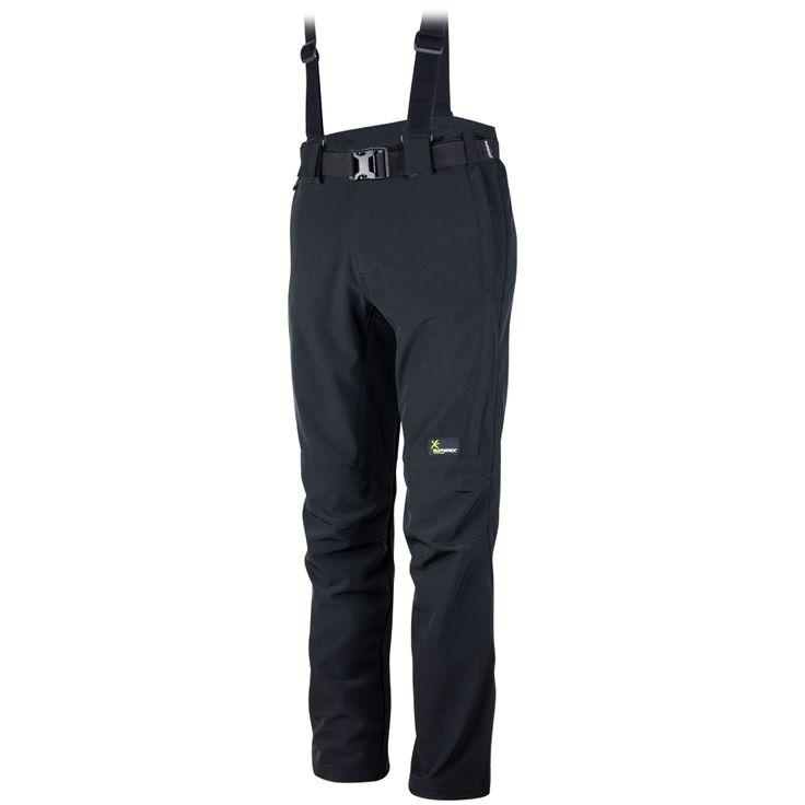Softshellové zimní kalhoty LESSER (velikost XL)