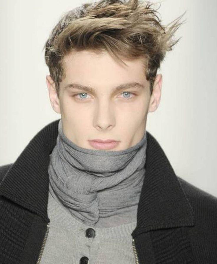 pretty men short wavy hairstyles - http://hairstylee.com/pretty-men-short-wavy-hairstyles/?Pinterest