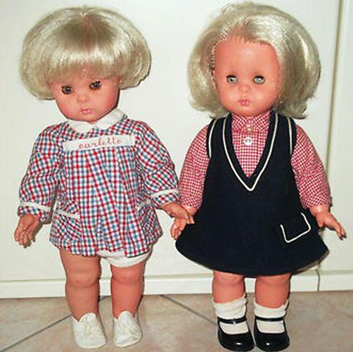 Carletto e Carolina Furga taglia 42cm