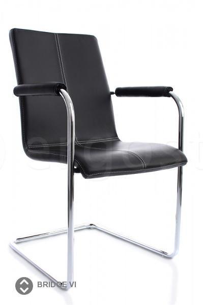 Bridge Vi - кресло для переговорных, выдерживает вес до 150 кг.