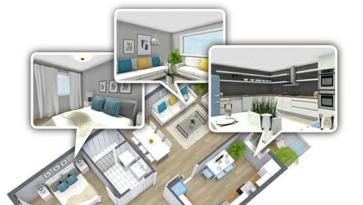 3D Raumplaner - die kreative Wohnungsgestaltung