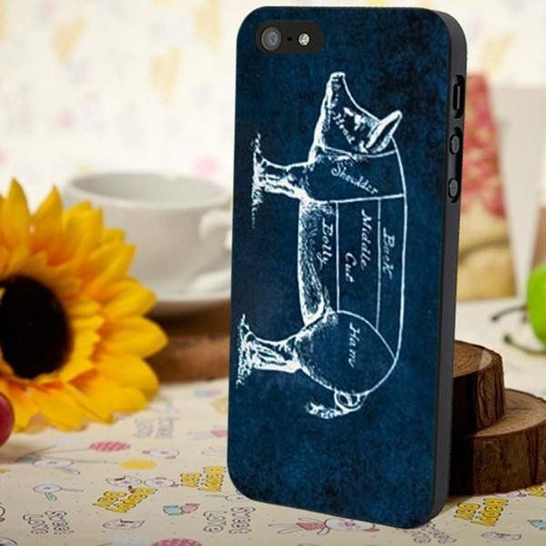 Pig iphone case, smartphone