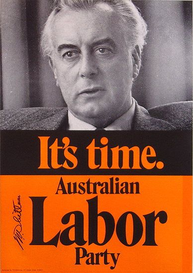 Some points to do with Gough Whitlam | Publish with Glogster!
