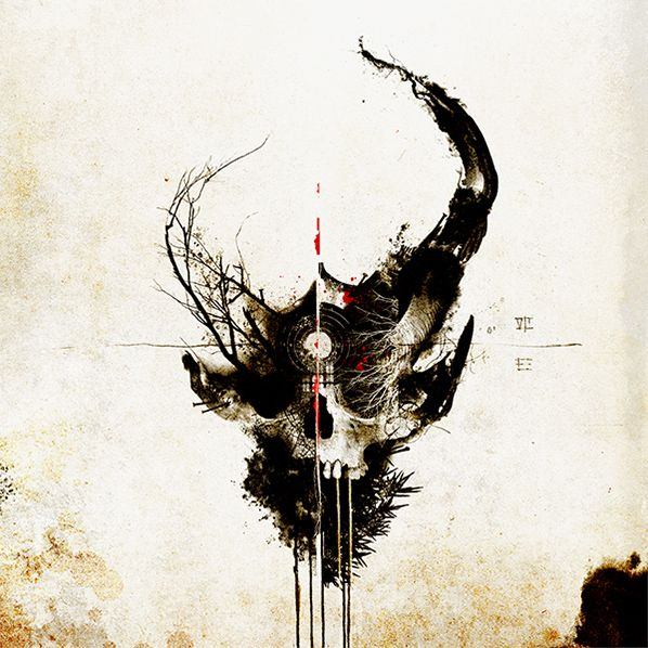 Demon Hunter, Extremist album cover
