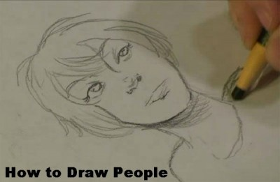 Learn How to Draw People for Kids