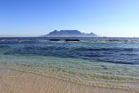 Blouberg strand, perfect day.