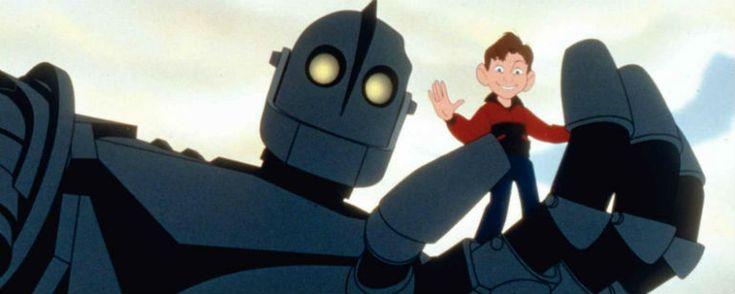 A clássica animação O Gigante de Ferro pode ser relançada nos cinemas - Notícias de cinema - AdoroCinema