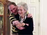 90 Year-Old Granny Celebrates Life by DANCING! She is an Inspiration. Go Granny!