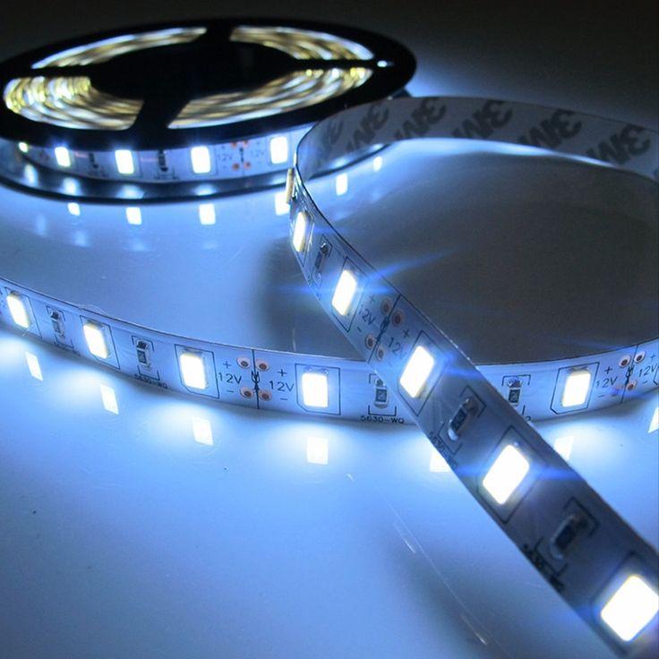 Vintage Find More LED Strips Information about M LED Strip Fita Tira de Led Light DCV