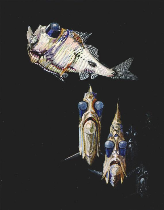 378 best vintage prints images on pinterest for Helen h deep sea fishing