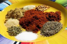 Make and share this Taco John's Potato Ole Seasoning recipe from Food.com.
