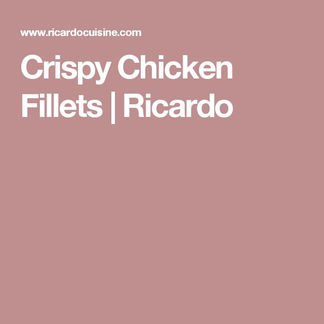 Quick and easy chicken thigh fillet recipes