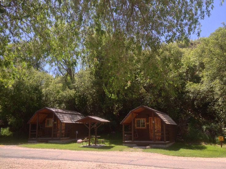 Big Mountain campground, Nephi Utah