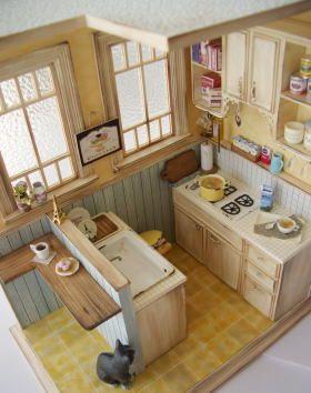 Summer Kitchen by Atelier Vanilla