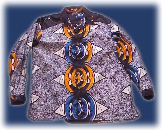 Traditional Shirts | Products Offered | Auldco African Handcraft
