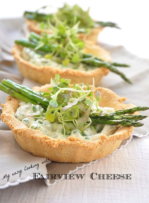 Our Chevin was one of the first cheeses to be made on the farm. Our most popular goat's milk product, it is still made using the same traditional recipe, with the curd pressed in muslin bags to remove just the right amount of whey. See link for yummy 'Tarts with Goats Cheese, Asparagus and Peas' recipe: http://bit.ly/1HL307m #FairviewCheese #FairviewPaarl