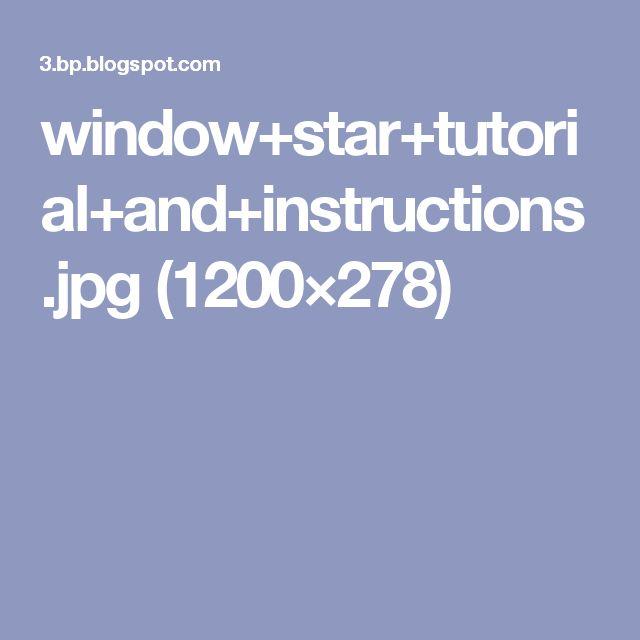 window+star+tutorial+and+instructions.jpg (1200×278)