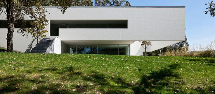 Eduardo Souto De Moura — House in Ponte de Lima — Image 13 of 35 — Europaconcorsi