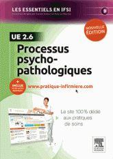 Processus psychopathologiques UE 2.6 2e édition