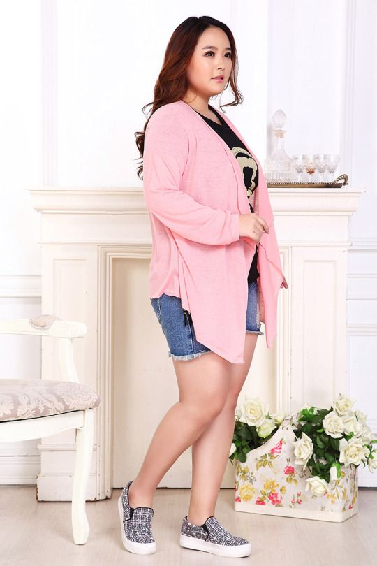 Plus Size Asian Fashion And Cute Casual Fashion Fashion Korean Fashion Minimal Korean
