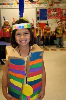 Mrs. Lee's Kindergarten: Thanksgiving