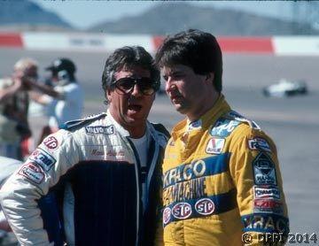MIA012 Michael and Mario Phoenix, 1987