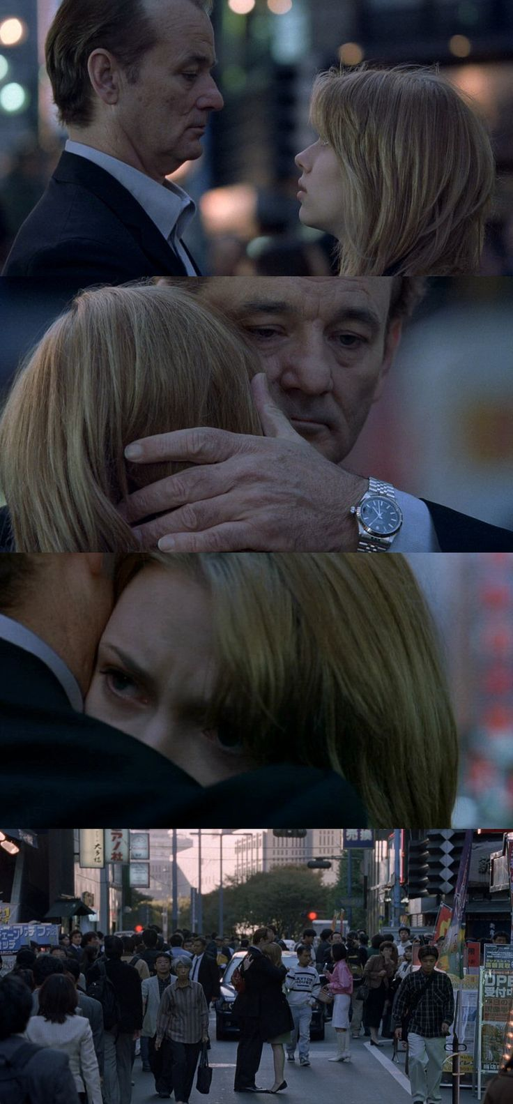Lost in Translation ~ I love this film so much for its magical awareness even in the midst of chaos.