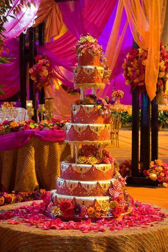 David Tutera Wedding Cakes