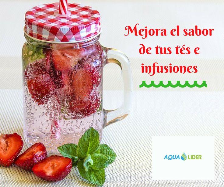 Recupera el verdadero sabor de los alimentos, tés e infusiones gracias al sistema de osmosis inversa, por el que el agua se vuelve pura y limpia gracias a su sistema de filtrado