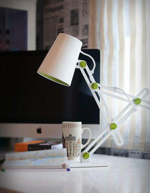 Looker Desktop Lamp by Santiago Sevillano