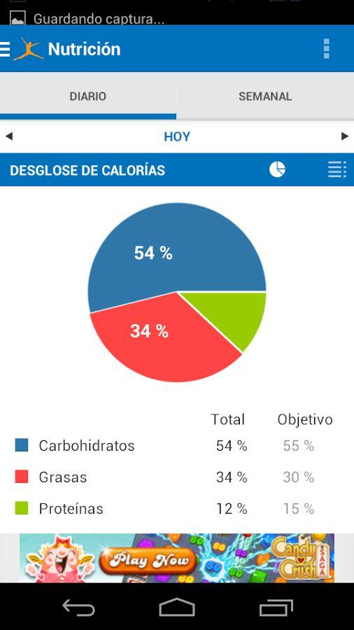 ¿QUIERES ADELGAZAR?: Las mejores app para controlar tu dieta ~ Android