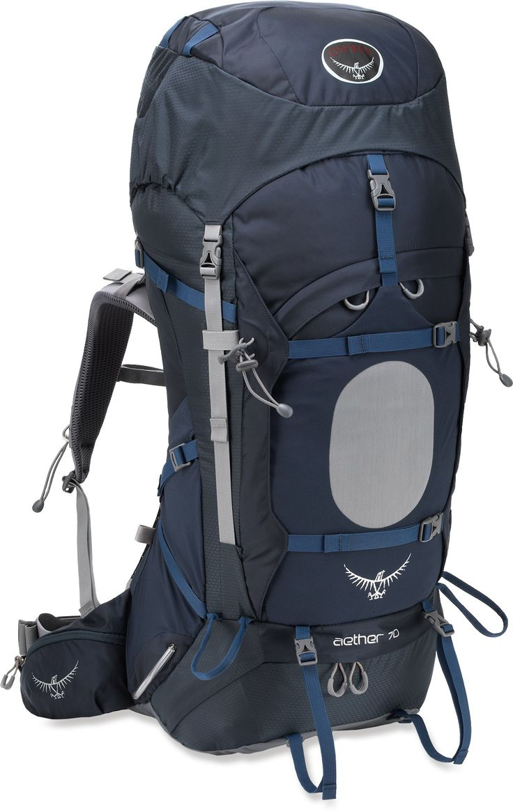 Osprey Aether 70 Pack - REI.com Jeff: medium frame with large hip and shoulder straps. Awesome!