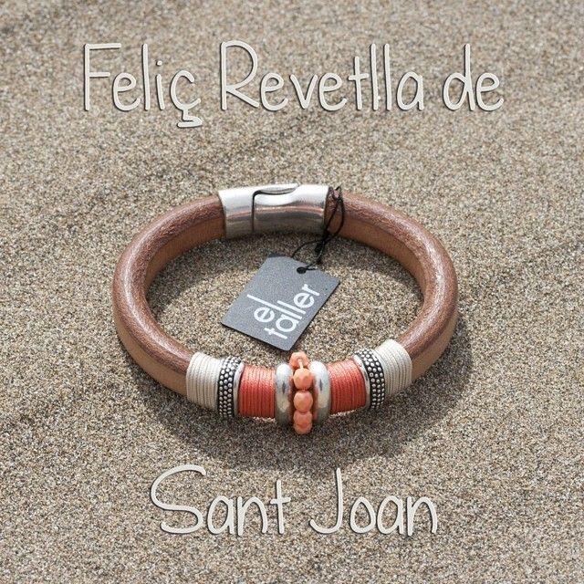 #eltaller, #Barcelona #photooftheday, #abalorios, #barcelonadesigns, #bisutería, #handmade, #fashion, #moda, #accesorios, #style, #complementos, #instaaaaah, #eltaller, #pulsera, #bracelet, #DIY, #artesanía, #comerçCat, #lookdeldia, #cute, #gràcia, #hechoamano, #cuero, #armparty, #revetlla