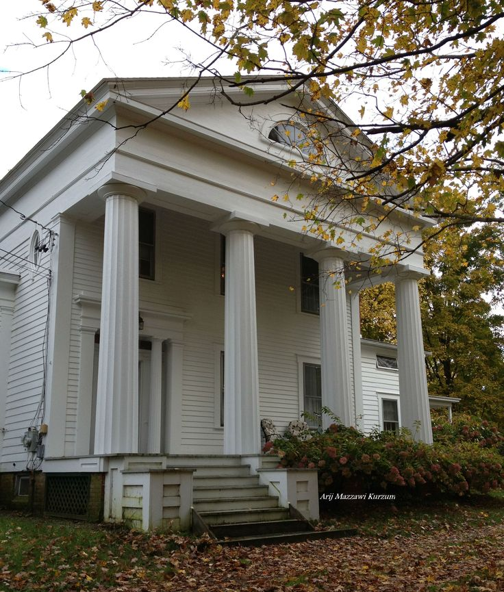 17 best images about i want a greek revival on pinterest for Revival home