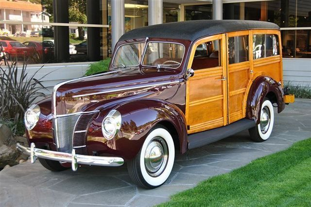Aa Ae D Bd C E C Used Ford Station Wagon on 1940 Ford Deluxe Coupe