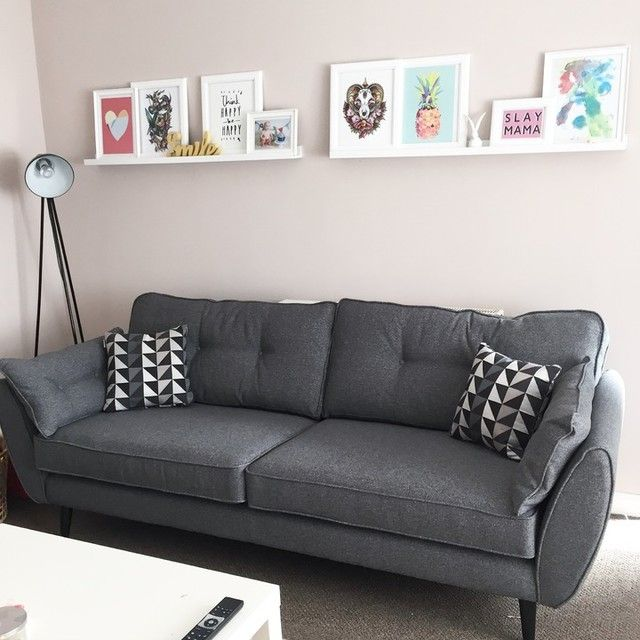 Our lovely French Connection sofa