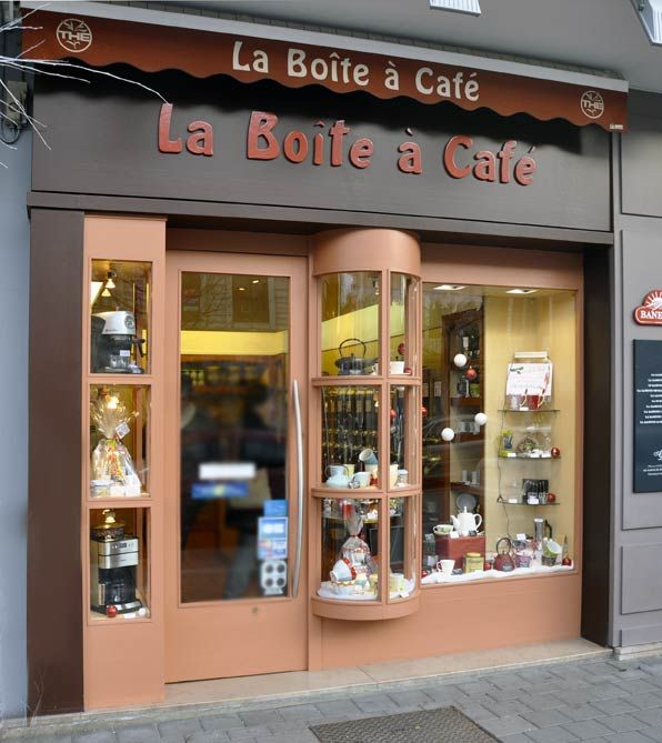 La Boite à Café - Torréfaction Pikaro à Valenciennes, Nord-Pas-de-Calais