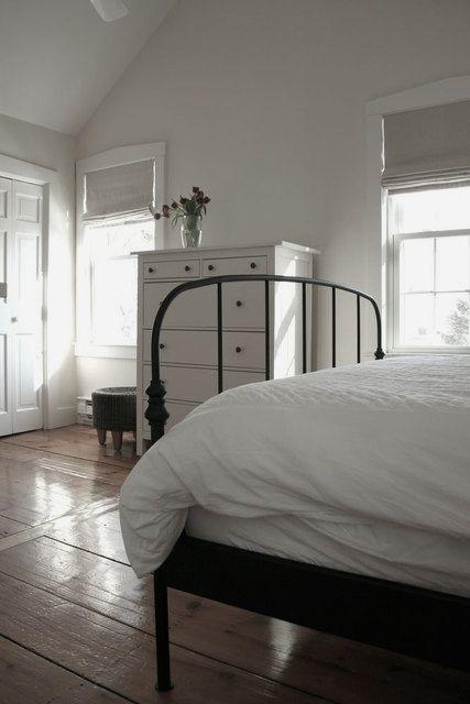 725 best images about cottage bedrooms on pinterest - Rustic farmhouse interior paint colors ...