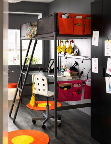 die besten 25+ schreibtisch selbst bauen ideen auf pinterest ... - Designer Arbeitstisch Tolle Idee Platz Sparen