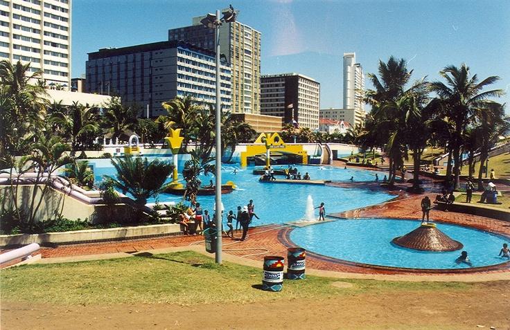 Durban(South Africa) - South Beach
