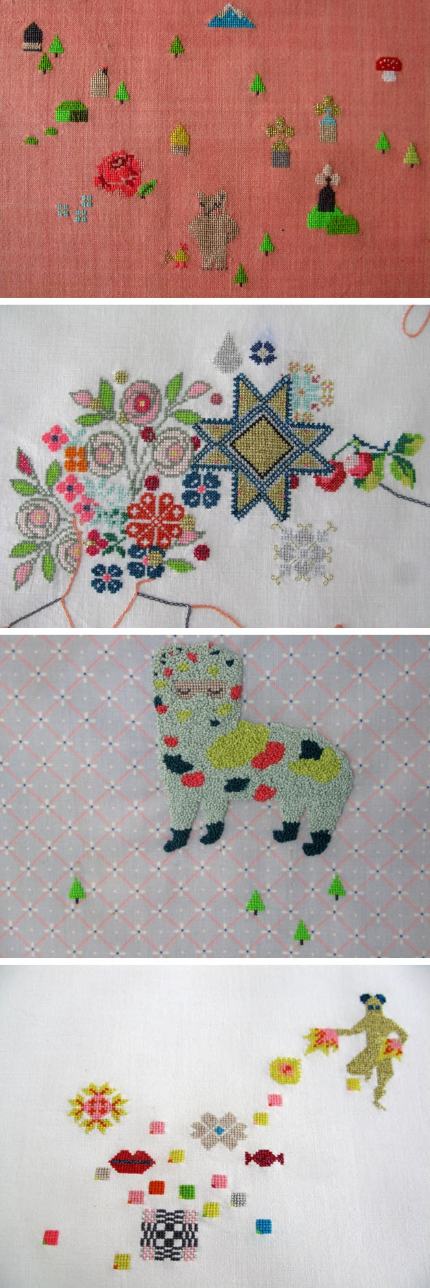 Ana Botezatu | cross stitch | borduren
